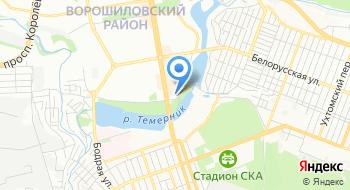 Компания ВДМ на карте