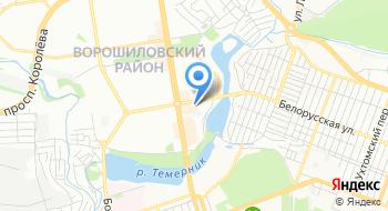 ГБУ РО Спортивная школа олимпийского резерва №35 имени братьев Самургашевых на карте