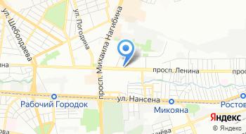 Косметолог Наталья Лебедева на карте