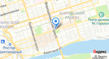 Центр финансовой грамотности на карте