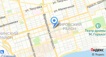 Green Sokol на карте