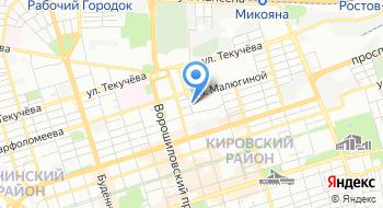 Донсервисгаз Офис на карте
