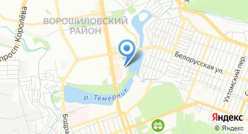 Псч № 34 Ворошиловского района на карте