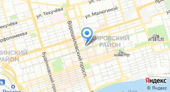 Интернет-магазин Удача23 на карте