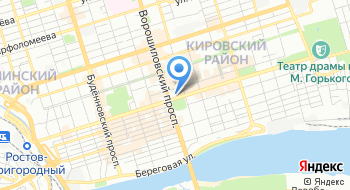 Служба по обслуживанию и эксплуатации резиденции полномочного представителя Президента РФ в Южном федеральном округе на карте