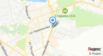 Центральный офис Avon на карте