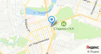 Клиника скорой ветеринарной помощи на карте
