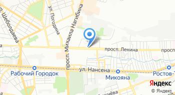 Гамма-Люкс на карте