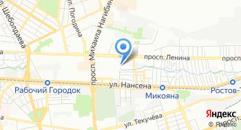 Детский сад №226 на карте