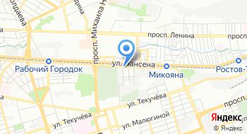 Автобусные междугородные перевозки на карте