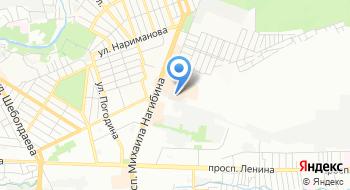 ЦЭТ Эколайф Ростов на карте
