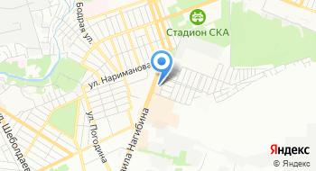 Аквапарк H2O на карте