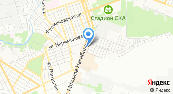 ДжинСА на карте
