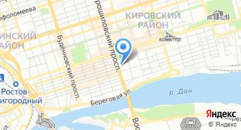 МРОСП по ОИП на карте