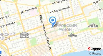 Интернет-магазин Мебельная коллекция на карте