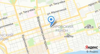 Агролига России на карте