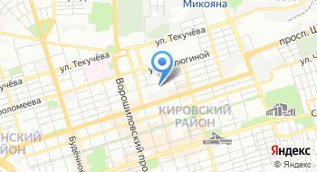 РН-Ростовнефтепродукт на карте