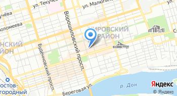 Фотошкола Like Ростов-на-Дону на карте