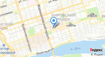 Фирма Мир камня на карте