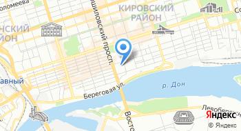 ГБУ РО Онкодиспансер на карте