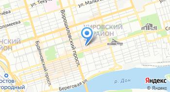 Лавка на Суворова на карте