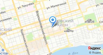 Офтальмологическая клиника Леге Артис на карте