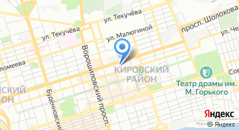 Интернет-магазин фейерверков Пировозоff на карте
