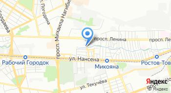 Феерита на карте