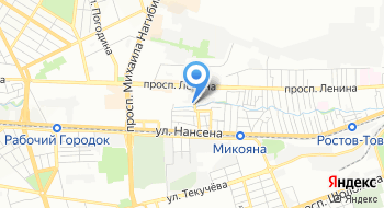 Бизнес-Терминал на карте