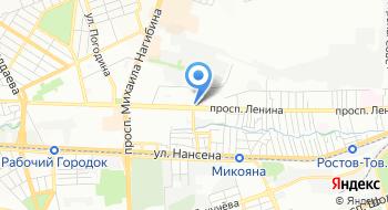 Магазин Градусник на карте