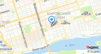 City Bike - центр на карте
