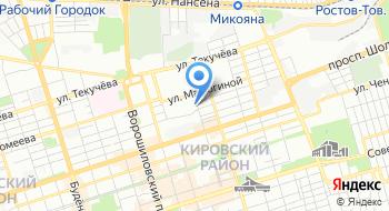 Областная стоматологическая поликлиника на карте