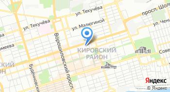 Амигус на карте