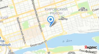 Рекламная компания Стойка на карте