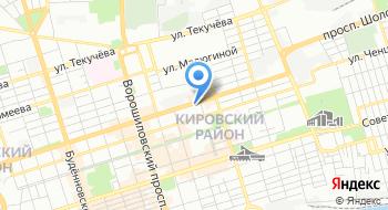 Тур Этно на карте