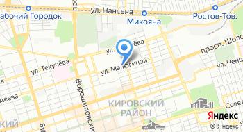 Конкур на карте