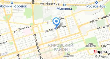 Интернет-магазин 72Модели. РУ, филиал на карте
