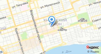 Учебно-тренинговый центр Натальи Клещевой Элейт-Дон на карте