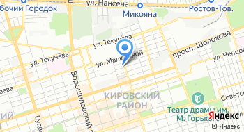 Гольф-клуб, офис на карте