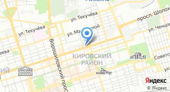 Сервис Замков на карте