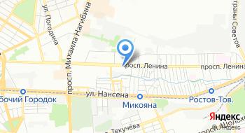 Сакура Экспресс на карте
