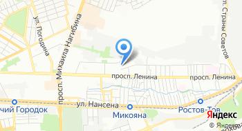 Надежда Леонидовна на карте