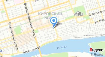 Городская больница № 4 на карте