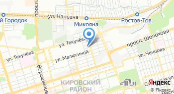 Скалодром 9а на карте