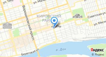 Магазин Канцтовары Палитра на карте