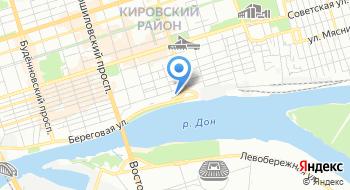 ГАУ РО ОУКЦ Труд на карте
