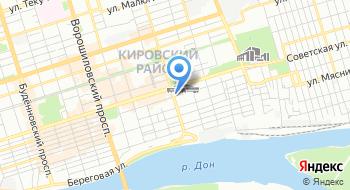 Оптторгсервис на карте