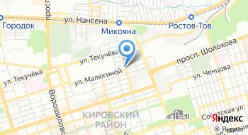 Рос-Инжиниринг на карте