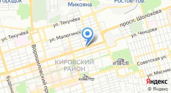 СРО АС ЮгСевКавПроект на карте