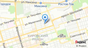 Российско-Американская школа бизнеса на карте